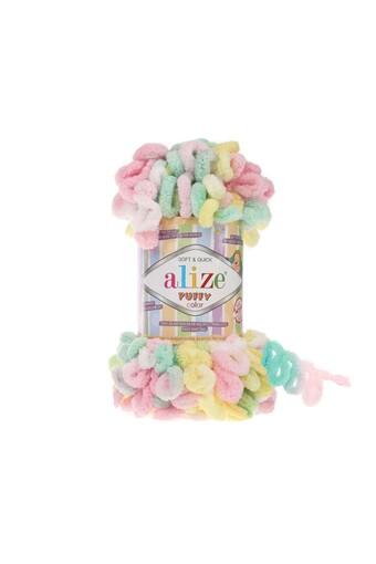 ALİZE - Alize Puffy Color El Örgü İpi 100 Gr