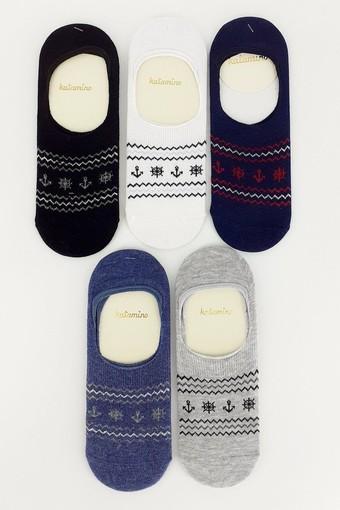 ARTI - Artı Erkek Çocuk Babet Çorap Çapa Dümenli (12 adet)