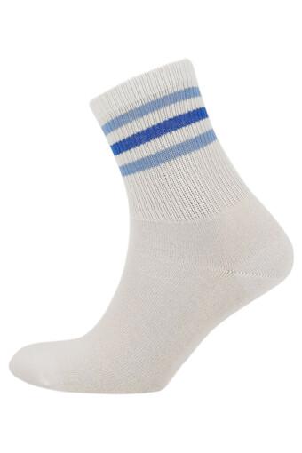 AYTUG - Aytuğ Erkek Çorap Yarım Konç Business Desen 1 (12 adet) (1)