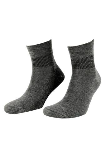 AYTUG - Aytuğ Erkek Çorap Yarım Konç Desen 2 (12 adet)