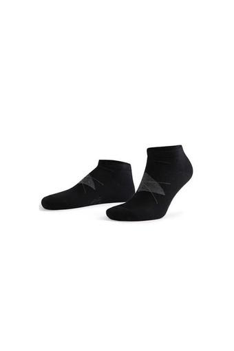 AYTUG - Aytuğ Erkek Patik Çorap Penye Business Dikişsiz Desen 12 (12 adet)