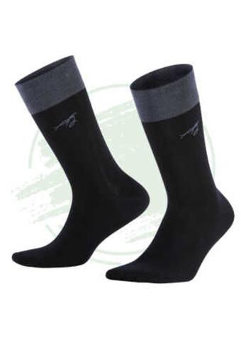 Aytuğ Erkek Soket Çorap Bambu Dikişsiz Desen 48 (12 adet)