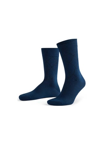 AYTUĞ - Aytuğ Erkek Soket Çorap Merserize Dikişsiz Desen 2 (12 adet)