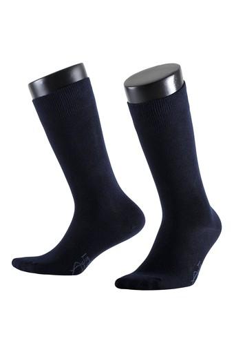 AYTUĞ - Aytuğ Erkek Soket Çorap Pamuklu Business Düz (12 adet) (1)