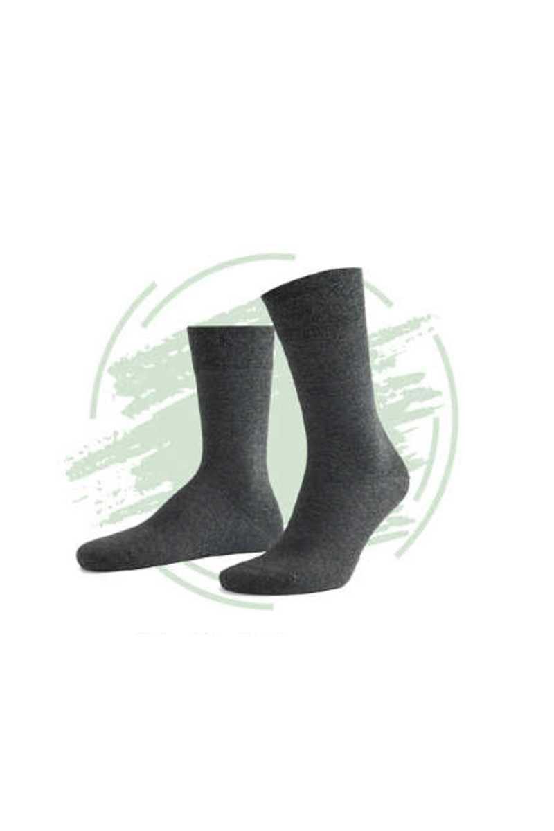 Aytuğ Erkek Soket Çorap Pamuklu Düz (12 adet) - Thumbnail