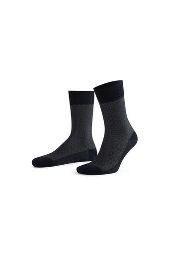AYTUĞ - Aytuğ Erkek Soket Çorap Penye Platinium Dikişsiz Desen 2 (12 adet)