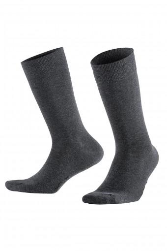 Aytuğ Erkek Soket Çorap Platinium Düz (12 adet) - Thumbnail