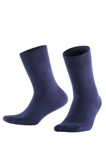 Aytuğ Erkek Soket Çorap Termal Şardon Düz (12 adet) - Thumbnail