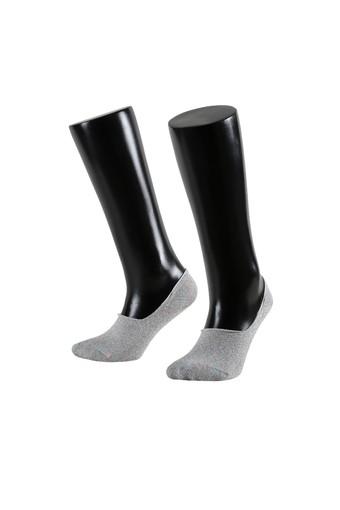 Aytuğ Kadın Babet Çorap Suba Penye Dikişsiz Silikon Destekli Simli Desen 7 (12 adet)