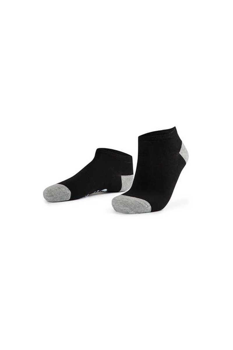 Aytuğ Kadın Patik Çorap Girl Vibes Yazılı Dikişsiz Pamuklu Funny 5 (12 adet) - Thumbnail