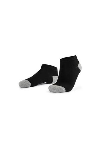 AYTUG - Aytuğ Kadın Patik Çorap Girl Vibes Yazılı Dikişsiz Pamuklu Funny 5 (12 adet)