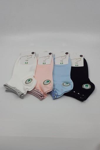 AYTUG - Aytuğ Kadın Patik Çorap İncili Penye AYTUG36202 (12 adet) (1)