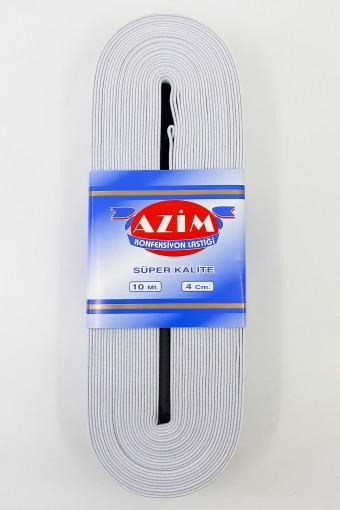 Azim Lastik - Azim Lastik Paça Lastiği 10 Mt Dokuma 40 Mm