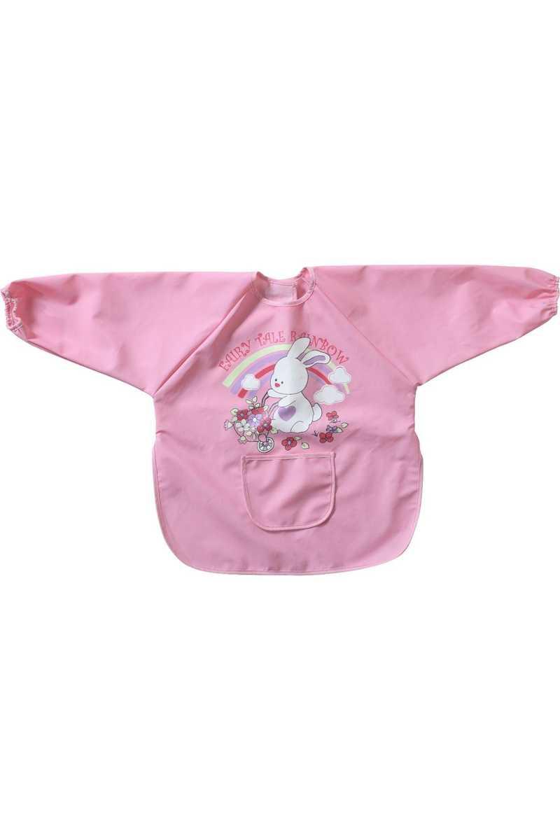 Babydo Unisex Bebek Faaliyet Önlüğü - Thumbnail