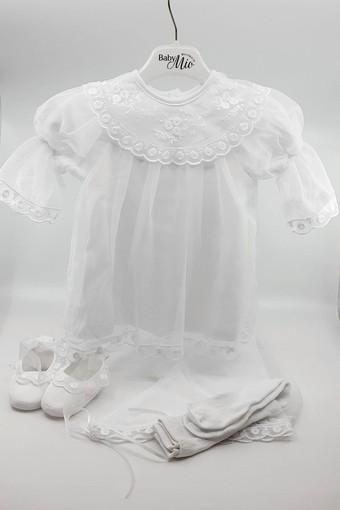 OKYAY-BEBETO - Bebeto Kız Bebek Mevlüt Takımı Brode 4'lü