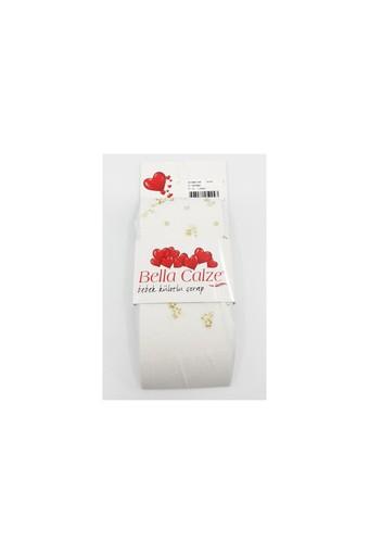 BELLA CALZE - Bella Calze Kız Bebek Külotlu Çorap Mikro Sim (12 adet) (1)