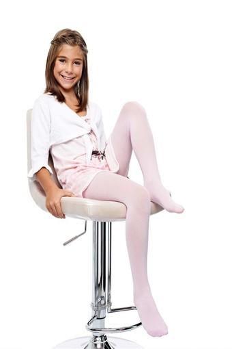 ORAL ÇORAP - Bella Calze Kız Çocuk İnce Külotlu Çorap Mikro 50 (12 adet) (1)