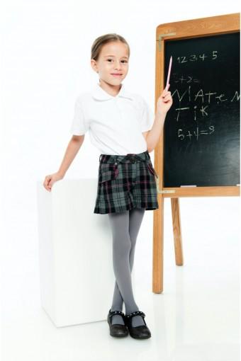 ORAL - Bella Calze Kız Çocuk İnce Külotlu Çorap Mikro 50 (12 adet)