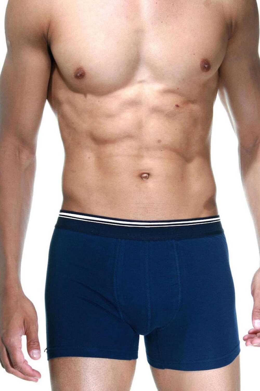 Berrak Erkek Boxer Likralı Kumaş BER1097RT - Thumbnail
