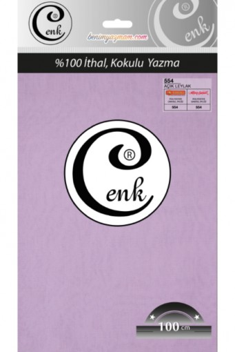 CENK YAZMA - Cenk Kadın Yazma Düz Renk İthal 100x100 (1)