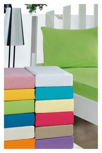 COTTON BOX - Cottonbox Çarşaf Seti Fitted Tek Kişilik 100x200-50x70 (1)