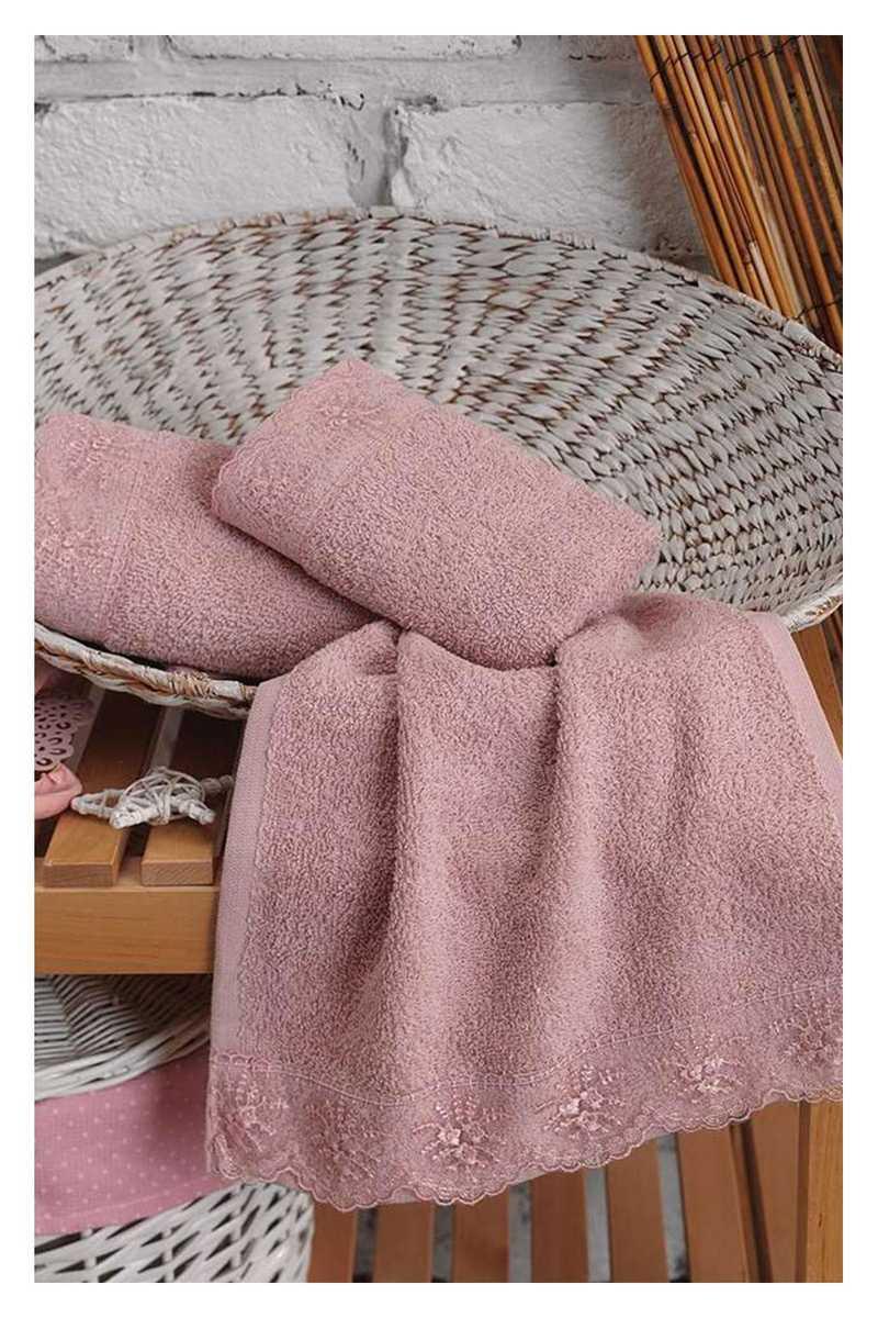 Cottonbox Mutfak Havlusu Güpürlü 3 lü 30x50 - Thumbnail