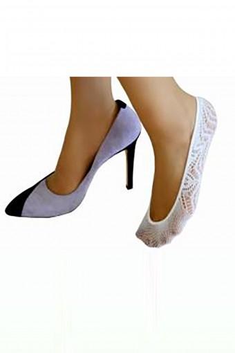 DAYMOD - Daymod Kadın Babet Çorap Angel File Suba (12 adet)