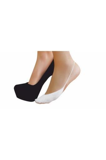 DAYMOD ÇORAP - Daymod Kadın Babet Çorap İpli Terlik Suba (12 adet)