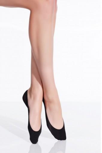 DAYMOD - Daymod Kadın Babet Çorap Pamuklu Suba (12 adet)