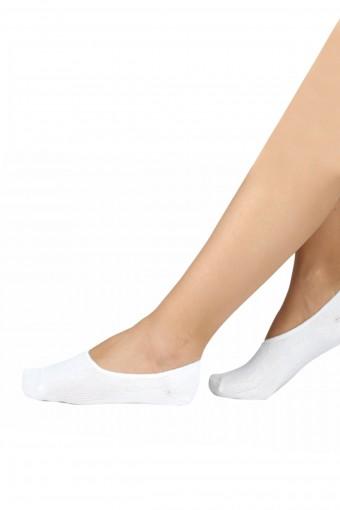 DAYMOD - Daymod Kadın Babet Çorap Soft Bambu (12 adet)