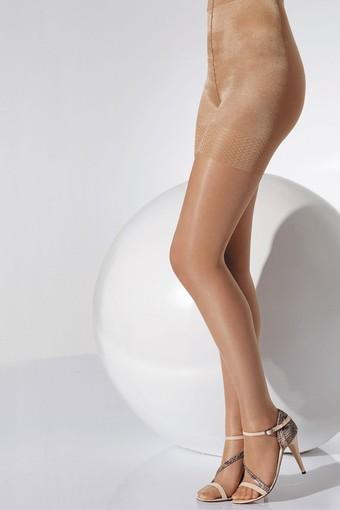 DAYMOD ÇORAP - Daymod Kadın İnce Külotlu Çorap Control Top 20 (6 adet)