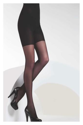 DAYMOD ÇORAP - Daymod Kadın İnce Külotlu Çorap Control Top 20 (6 adet) (1)