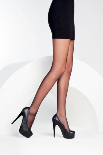 DAYMOD - Daymod Kadın İnce Külotlu Çorap Klasik 20 Denye Maksi (6 adet)