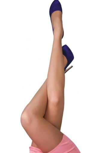 DAYMOD ÇORAP - Daymod Kadın İnce Külotlu Çorap Likralı Lady Fit 15 Denye Maksi (6 adet) (1)