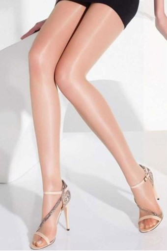 DAYMOD ÇORAP - Daymod Kadın İnce Külotlu Çorap Safir 20 Denye (6 adet)