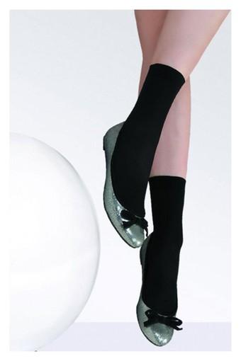 DAYMOD ÇORAP - Daymod Kadın İnce Soket Çorap Mikro 50 (12 adet)