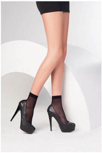DAYMOD ÇORAP - Daymod Kadın İnce Soket Çorap Süper İnce (24 adet)