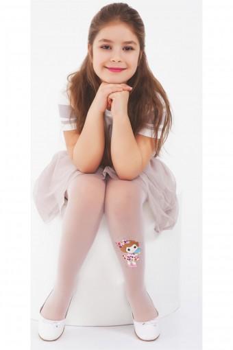 DAYMOD ÇORAP - Daymod Kız Çocuk İnce Külotlu Çorap Ayben (6 adet) (1)