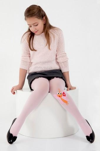 DAYMOD - Daymod Kız Çocuk İnce Külotlu Çorap Aydeniz (6 adet)