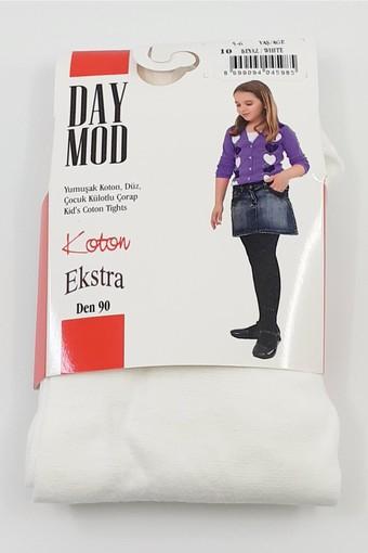 DAYMOD ÇORAP - Daymod Kız Çocuk İnce Külotlu Çorap Pamuklu (6 adet)