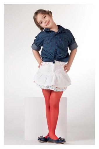DAYMOD ÇORAP - Daymod Kız Çocuk İnce Külotlu Çorap Venüs 20 (6 adet)