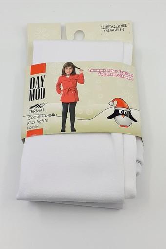 DAYMOD ÇORAP - Daymod Kız Çocuk Külotlu Çorap Termal (6 adet) (1)