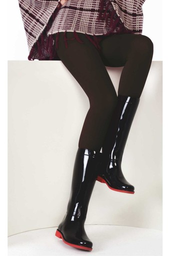 DAYMOD ÇORAP - Daymod Kız Çocuk Külotlu Çorap Termal (6 adet)