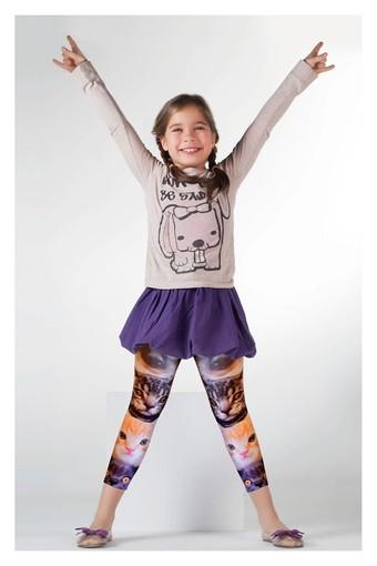 DAYMOD ÇORAP - Daymod Kız Çocuk Tayt (Çorap) (6 adet)