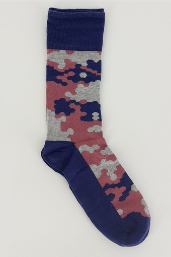 Design Erkek Soket Çorap 7 Gün - Thumbnail