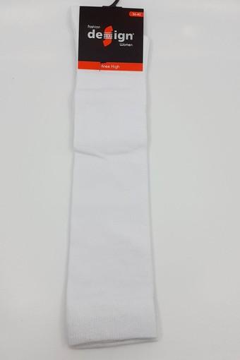 DESİGN - Design Kadın Pantolon Çorabı Düz (12 adet)