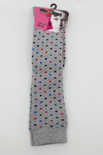 DESİGN - Design Kadın Pantolon Çorabı Havlu Puan-9 (6 adet)
