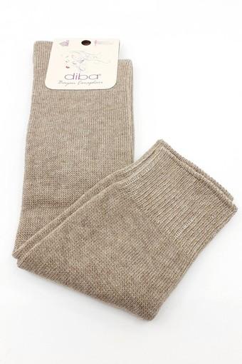 DİBA - Diba Kadın Kalın Dizaltı Çorap Akrilik Spor (12 adet)