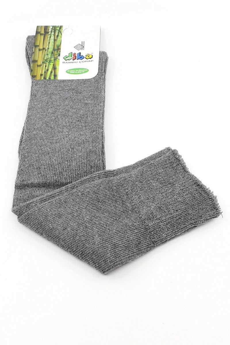 Diba Kadın Pantolon Çorabı Bambu Kalın Likralı Spor (12 adet) - Thumbnail