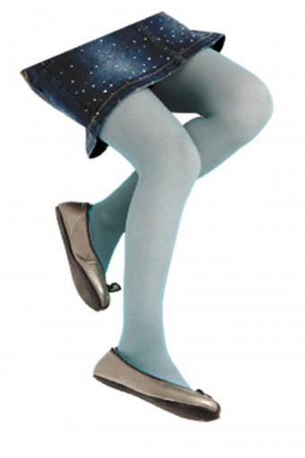 DORE-ROYAL - Dore Kız Çocuk İnce Külotlu Çorap Micro 50 (6 adet) (1)